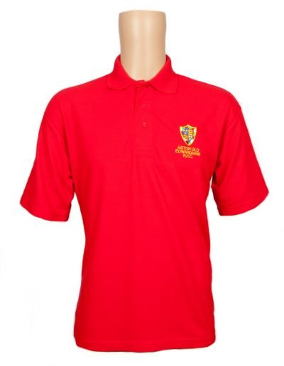 Aston Old Edwardians polo shirt