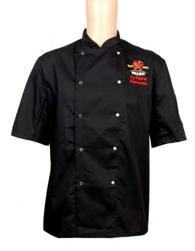 Brains chef jacket