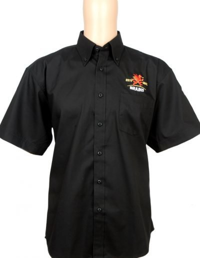 Brains staff shirt