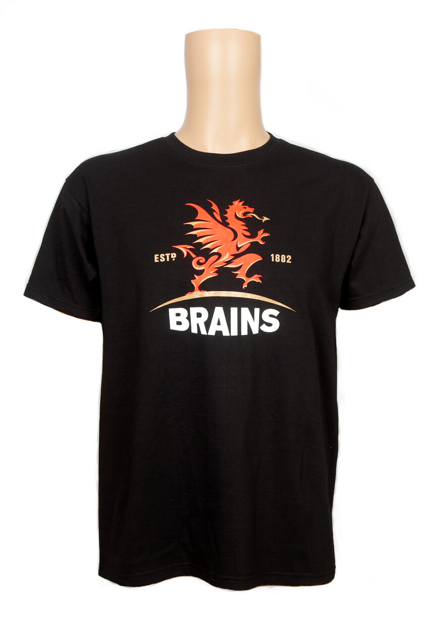 Black Brains T-shirt