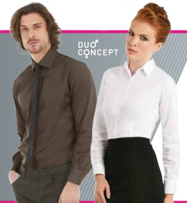 A dual concept of corporatewear