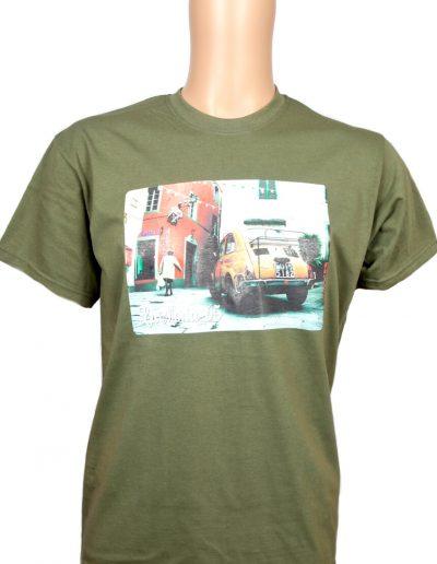 Moda screen printed t-shirt