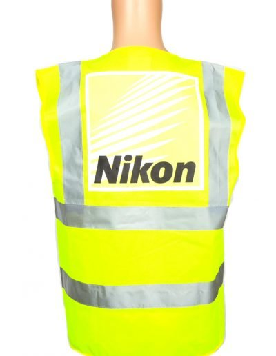 Nikon high vis jacket