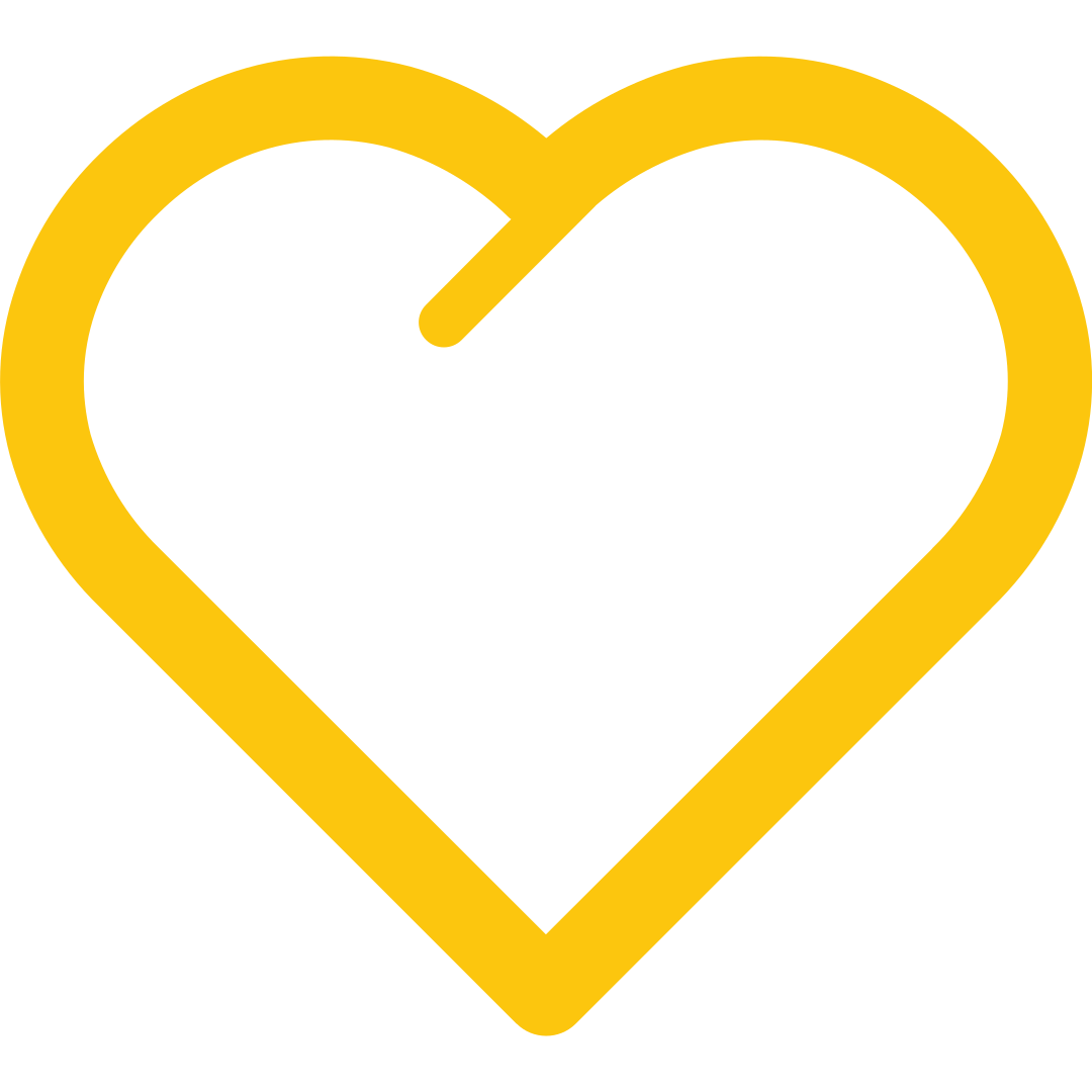 hospitality and catering heart icon