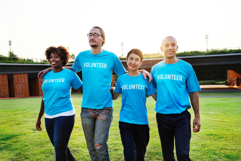 Fabric for Fundraising: T-Shirts With a Message